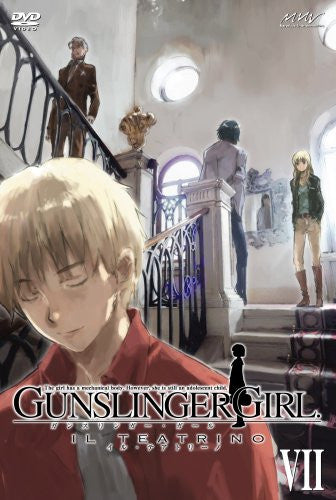 Image 1 for Gunslinger Girl - Il Teatrino Vol.7 [Limited Edition]