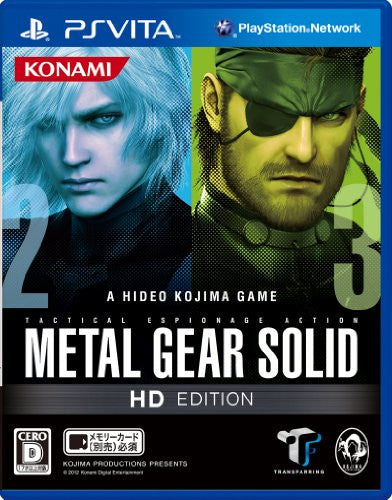 Image 1 for Metal Gear Solid HD Edition