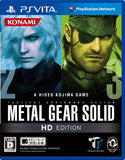 Thumbnail 1 for Metal Gear Solid HD Edition