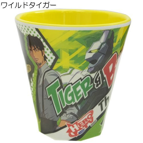 Image 1 for Gekijouban Tiger & Bunny -The Rising- - Kaburagi T. Kotetsu - Cup - Melamine Cup (Hasepro)