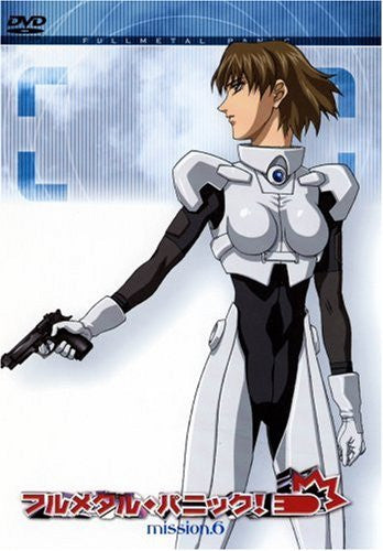 Image 1 for Full Metal Panic! Mission 6