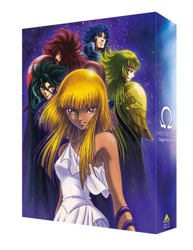 Image 2 for Saint Seiya Omega New Cloth Hen Blu-ray Box