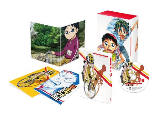 Image 2 for Yowamushi Pedal Vol.1