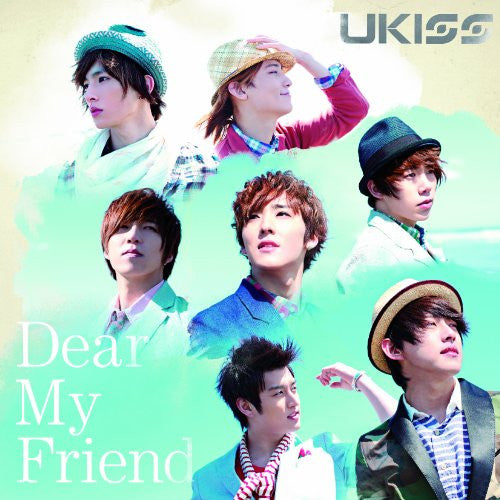 Image 1 for Dear My Friend / U-KISS [Limited Edition]