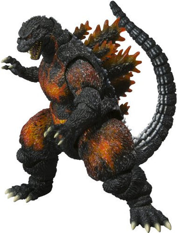 Image for Gojira vs. Destoroyah - Burning Gojira - S.H.MonsterArts - Gojira (1995) (Bandai)