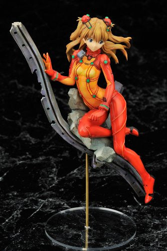 Image 4 for Evangelion Shin Gekijouban - Souryuu Asuka Langley - 1/8 - Plug Suit Test Type Ver. (Alter)