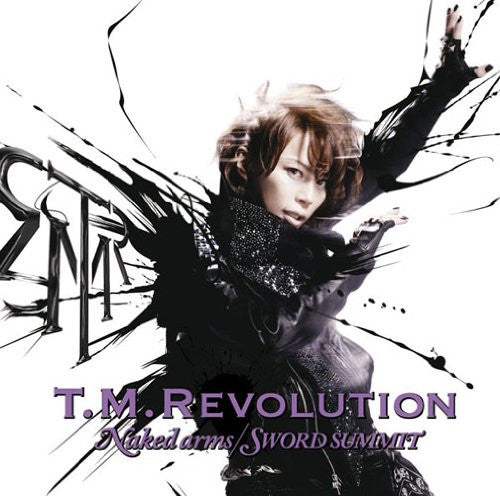 Image 1 for Naked arms/SWORD SUMMIT / T.M.Revolution (Animation Version) [Limited Edition]