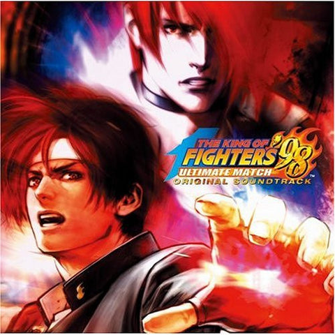 Image for The King of Fighters '98 Ultimate Match Original Soundtrack
