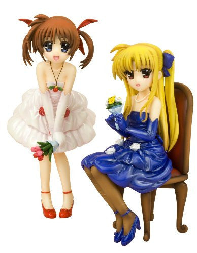 Image 1 for Mahou Shoujo Lyrical Nanoha The Movie 1st - Takamachi Nanoha - 1/8 - Dress ver. (Kotobukiya)