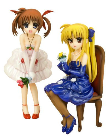 Mahou Shoujo Lyrical Nanoha The Movie 1st - Takamachi Nanoha - 1/8 - Dress ver. (Kotobukiya)