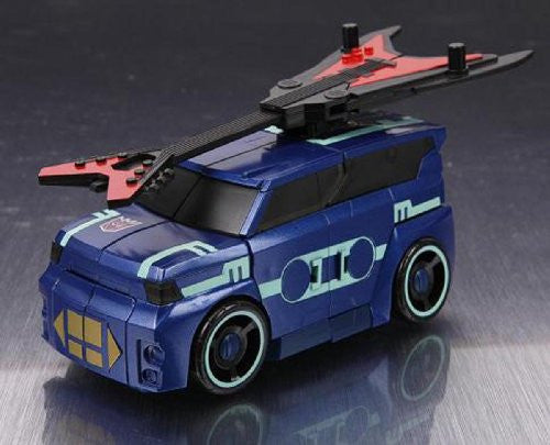 Image 2 for Transformers Animated - Soundwave - TA16 (Takara Tomy)