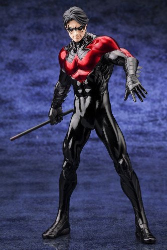 Image 3 for Justice League - Nightwing - DC Comics New 52 ARTFX+ - 1/10 (Atelier Bamboo, Kotobukiya)