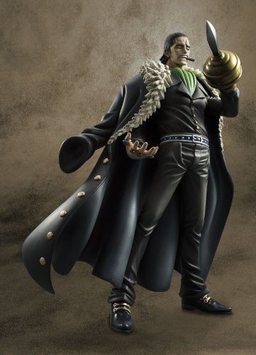 Image 7 for One Piece - Sir Crocodile - Excellent Model - Portrait Of Pirates EX - 1/8 - Repaint Ver. (MegaHouse)