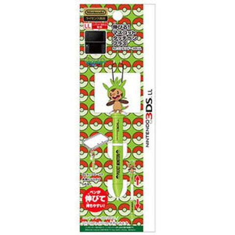 Expand! Mascot Touch Pen Plus for 3DS LL (Chespin)