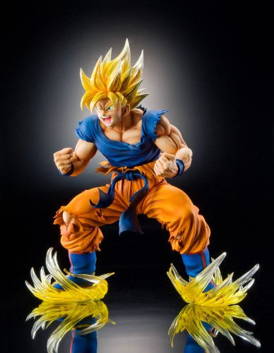 Image 5 for Dragon Ball Kai - Son Goku SSJ - Super Figure Art Collection - 1/8 (Medicos Entertainment)