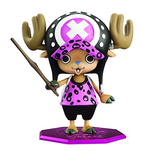 One Piece - Tony Tony Chopper - Excellent Model - Portrait Of Pirates Limited Edition - 1/8 - Ver. 2015, Pink Leopard
