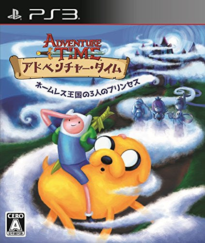 Adventure Time: Secrets of the Nameless Kingdom