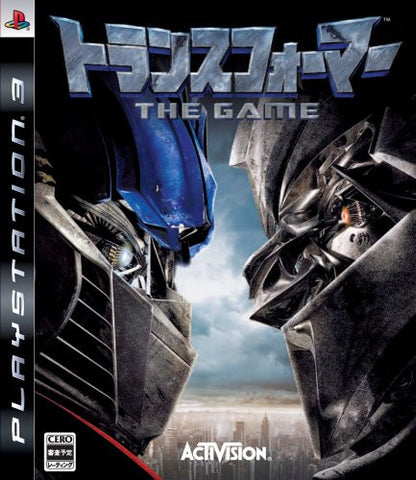 Image for Transformers: The Game