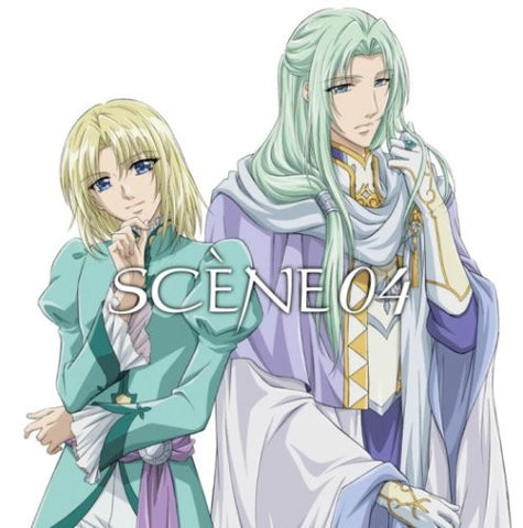 Image for Neo Angelique Abyss CHARACTER SONGS SCÈNE 04 Rene & Mathias