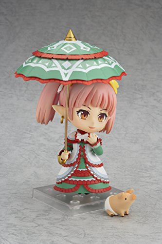 Image 2 for Monster Hunter Frontier G - G-kyuu Uketsukejou - Nendoroid #439 (Capcom, Good Smile Company)