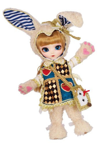 Image 1 for Pullip (Line) - Pullip - Classical White Rabbit - 1/6 - Alice in Wonderland; Orthodox series (Groove)