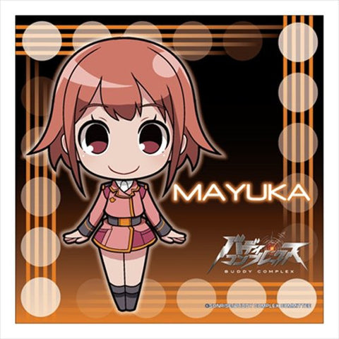 Image for Buddy Complex - Nasu Mayuka - Mini Towel (Contents Seed)