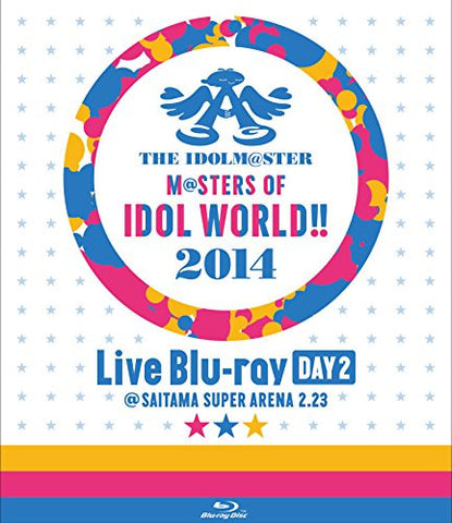 Image for Idolm@ster M@sters Of Idol World 2014 Day 2