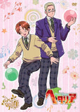 Thumbnail 1 for Hetalia World Series Vol.1 [DVD+CD Limited Edition]