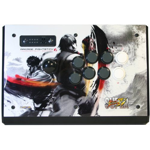 Image 2 for Super Street Fighter IV FightStick Tournament Edition S (white)