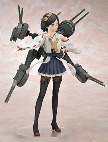 Image 4 for Kantai Collection ~Kan Colle~ - Kirishima - 1/8 (Ques Q)