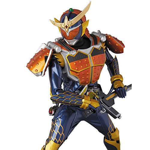 Image 11 for Kamen Rider Gaim - Real Action Heroes No.723 - Real Action Heroes Genesis - 1/6 - Orange Arms (Medicom Toy)