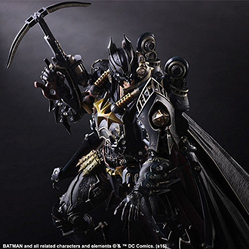 Image 5 for DC Universe - Batman - Play Arts Kai - Variant Play Arts Kai - Timeless - Steampunk (Square Enix)