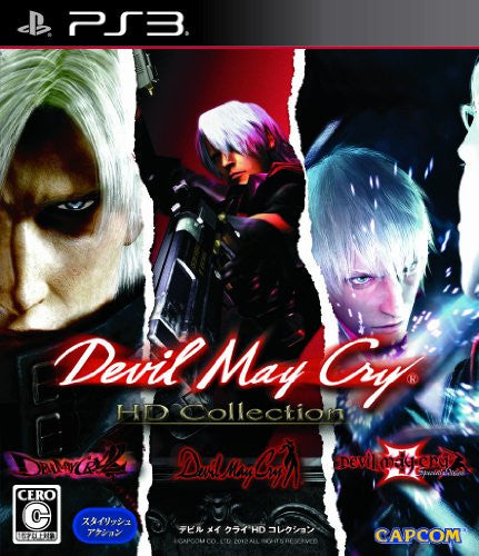 Image 1 for Devil May Cry HD Collection