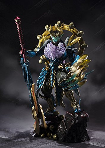 Image 2 for Monster Hunter - Hunter - Jinouga - S.H.Figuarts - Tamashii Mix (Bandai)