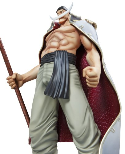 Image 2 for One Piece - Edward Newgate - Excellent Model - Portrait Of Pirates DX - 1/8 (MegaHouse)