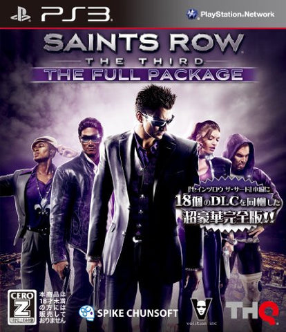 Image for Saints Row: The Third - The Full Package
