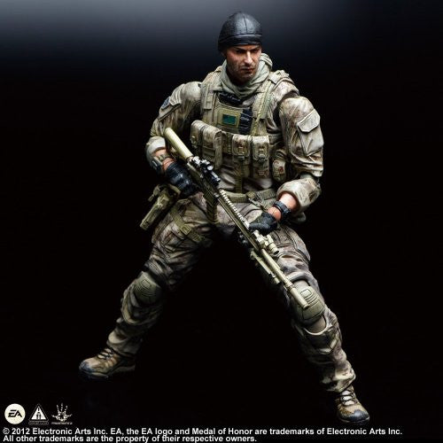 Image 3 for Medal of Honor: Warfighter - Preacher - Play Arts Kai (Square Enix)