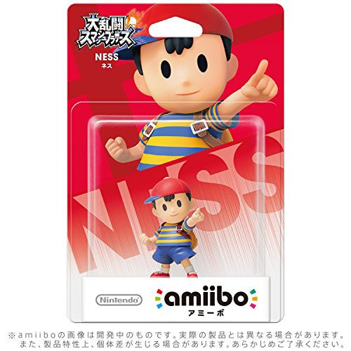 Image 2 for amiibo Super Smash Bros. Series Figure (Ness)