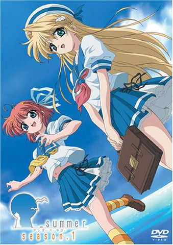 Image for Summer Season.1 [DVD+UMD Limited Edition]