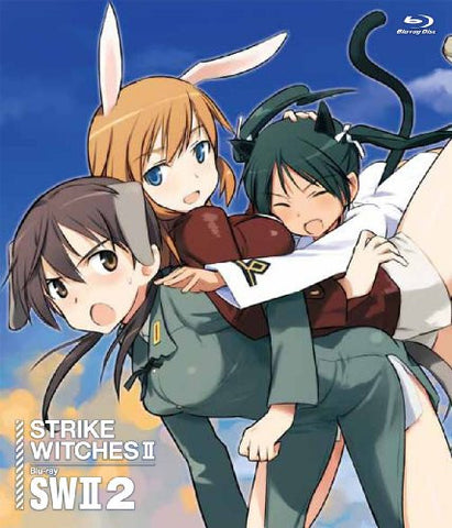 Image for Strike Witches 2 Vol.2 [Blu-ray+CD Limited Edition]