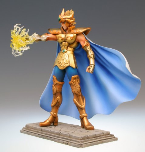 Image 3 for Saint Seiya - Leo Aiolia - Saint Seiya Super Statue (Medicos Entertainment)