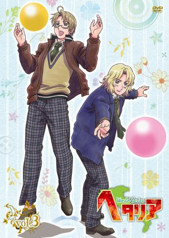 Image for Hetalia World Series Vol.3