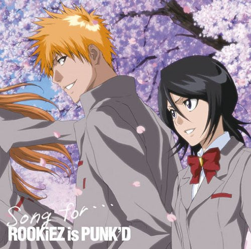 Image 1 for Song for... / ROOKiEZ is PUNK'D [Limited Edition]