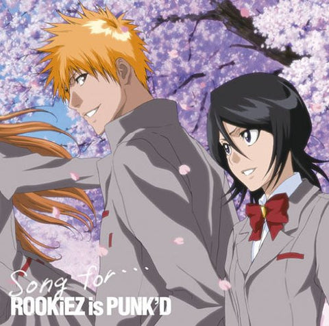 Image for Song for... / ROOKiEZ is PUNK'D [Limited Edition]