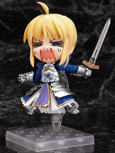 Image 6 for Fate/Stay Night - Saber - Nendoroid #121 - Super Movable Edition (Good Smile Company)
