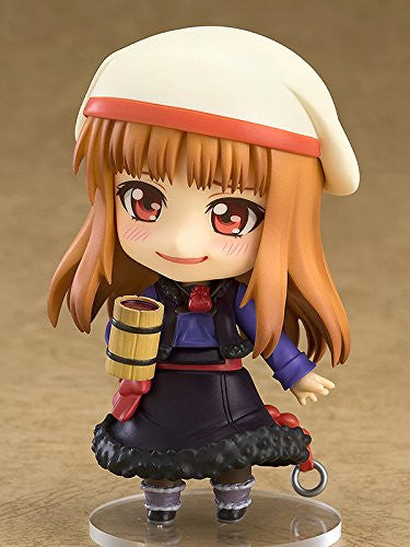 Image 1 for Ookami to Koushinryou - Holo - Nendoroid #728 (Good Smile Company)