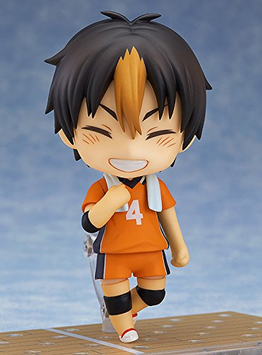 Image 2 for Haikyuu!! Second Season - Nishinoya Yuu - Nendoroid #592 (Orange Rouge)