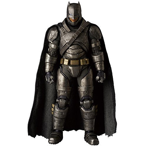 Image 1 for Batman v Superman: Dawn of Justice - Batman - Mafex No.023 - Armored (Medicom Toy)
