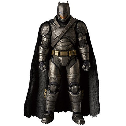 Image for Batman v Superman: Dawn of Justice - Batman - Mafex No.023 - Armored (Medicom Toy)
