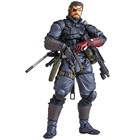 Image for Metal Gear Solid V: The Phantom Pain - Venom Snake - Vulcanlog 004 - Sneaking Suit ver. (Union Creative International Ltd)